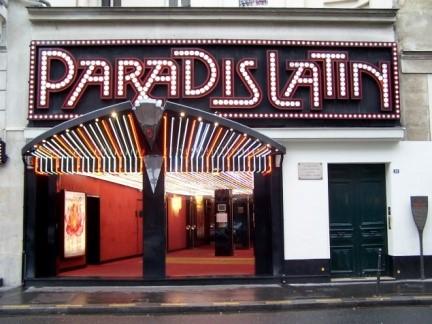 Paradis latin 1