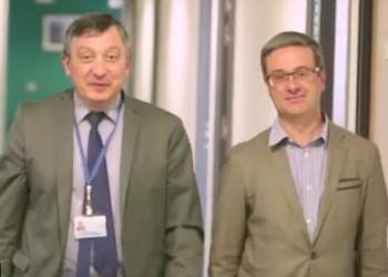 Pierre Touboul & Manuel Rodrigues