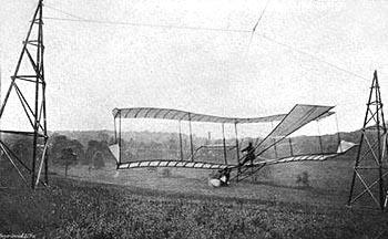 aeroplane n°6 Ferber
