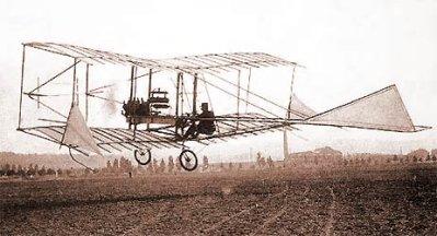 aeroplane n°6bis Ferber