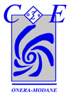 logo CE Onera Modane